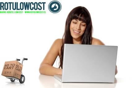 comprar rotulo por internet