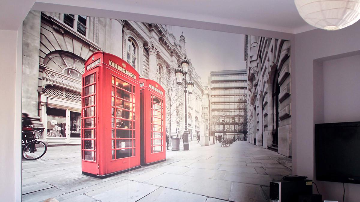 mural vinilo pared online