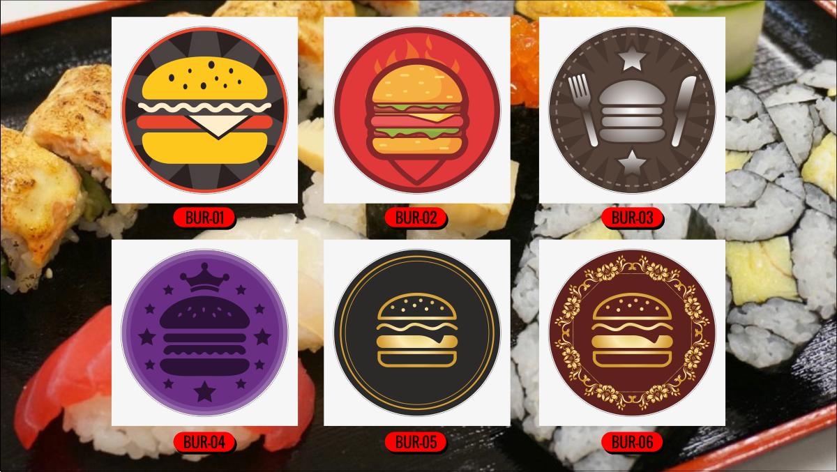 decoracion para hamburgueserias